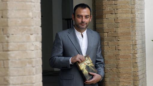 Jesús Sánchez Adalid, con «El mozárabe»