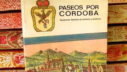 Portada de la edición más conocida de «Paseos por Córdoba»