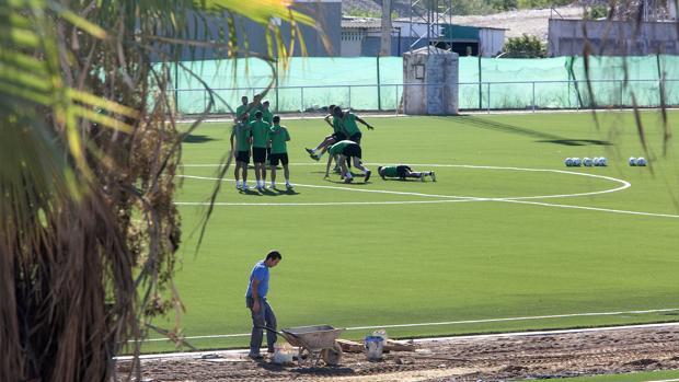 Los nuevos campos de la Ciudad Deportiva que se pondrán en uso