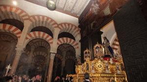 El Rescatado y la Amargura regresan de la Catedral