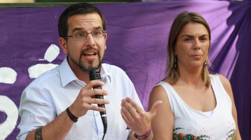 Los sevillanos Sergio Pascual y Begoña Gutiérrez lideran a los «errejonistas»