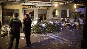 La explosión por escape de gas junto a la feria de Vélez se salda con 90 atendidos, cinco de ellos graves
