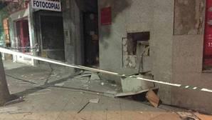 Tras los ladrones que vuelan cajeros en Málaga