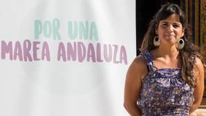 Teresa Rodríguez presenta «una marea andaluza»... que se lleve por delante a la oleada crítica de Podemos