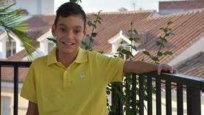 Adrián Martín desea la recuperación a sus paisanos heridos por la explosión en Vélez-Málaga