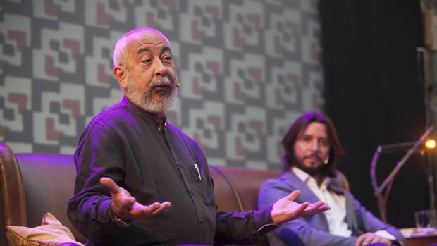 Leonardo Padura, ayer en Cosmopoética