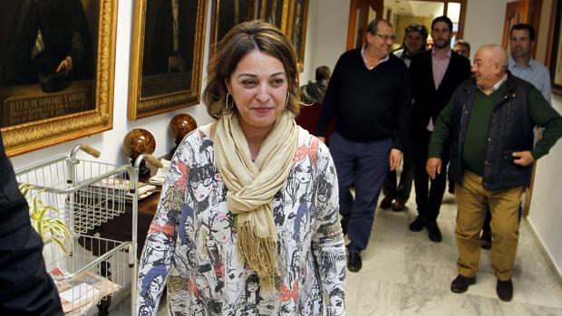 La alcaldesa de Córdoba, Isabel Ambrosio