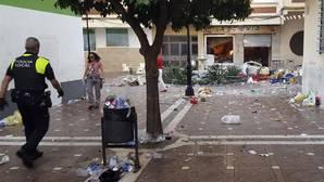 Investigan las licencias del bar donde se produjo la explosión que dejó decenas de heridos en Vélez-Málaga