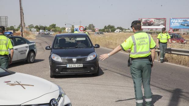 Control de tráfico en una campaña anterior