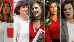 El poder del matriarcado socialista con acento andaluz
