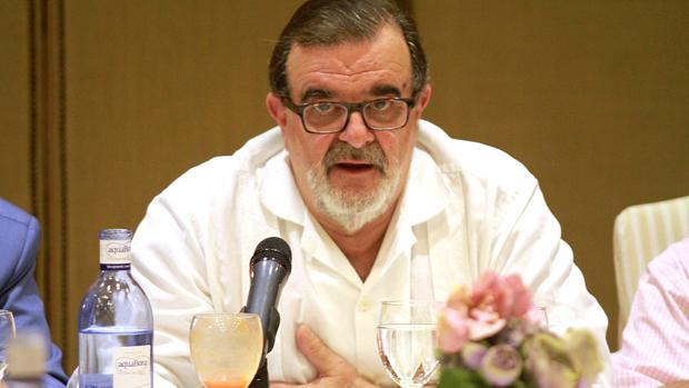 José Rodríguez de la Borbolla, expresidente de la Junta