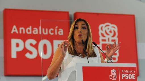 Secretaria general del PSOE andaluz
