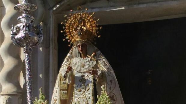 Rosario de la aurora de la Virgen de la Merced
