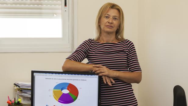 Carmen Ortega, directora del Cadpea