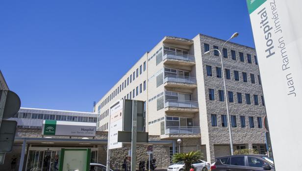 Accesos al Hospital Juan Ramón Jiménez de Huelva