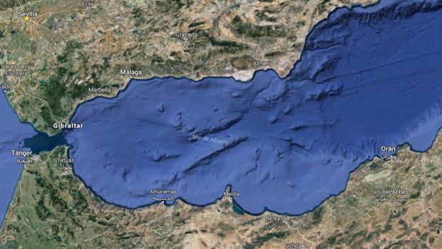 El arco de Gibraltar