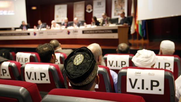 Celebración del I Congreso Halal en Córdoba, en 2015