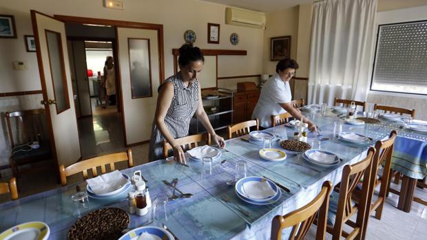 Residencia de las Hermanas Adoratrices en Córdoba