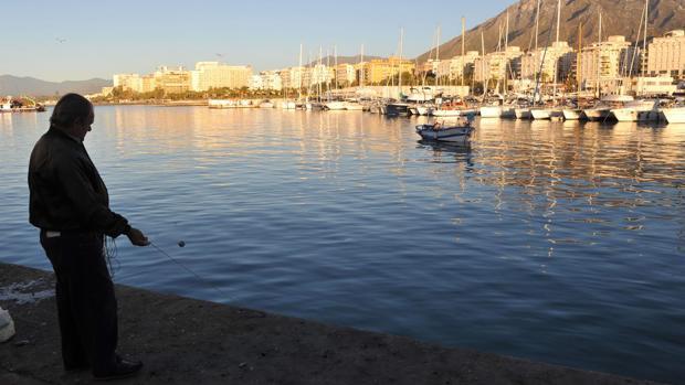 El litoral de Marbella es uno de los platós malagueños