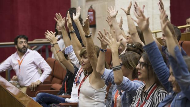 Colectivos Lgtbi saludan el inicio de la tramitación de la Ley en el Parlamento