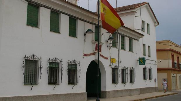 Cuartel de la Guardia Civil de Palma del Río