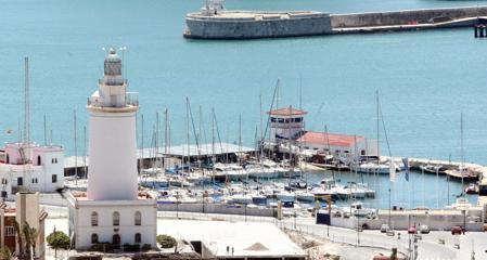 La Farola de Málaga ha cumplido dos siglos