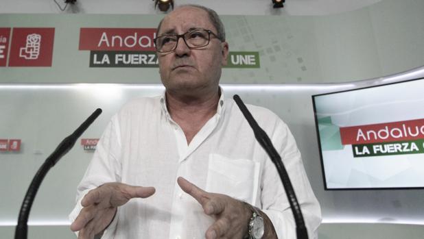 Juan Cornejo, en una imagen de archivo
