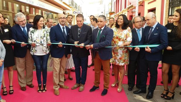 Inauguración de la Feria de Boda de Fuente Palmera