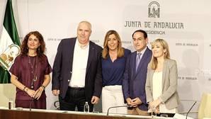La Junta de Andalucía cancelará sus contratos con empresas por impago de nóminas