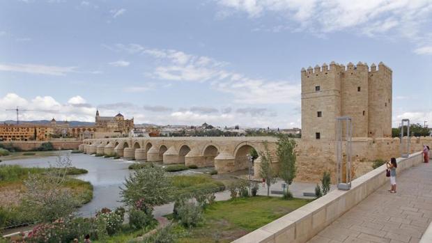 Vista del Puente Romano, donde sucedieron los hechos