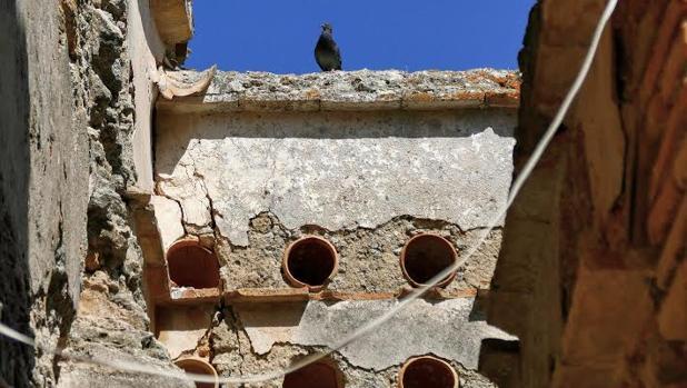 El palomar más grande y antiguo del mundo