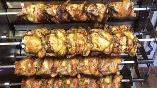 Diez lugares para disfrutar del pollo asado en Córdoba