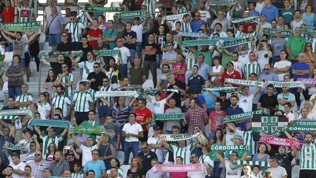 Aficionados del Córdoba CF