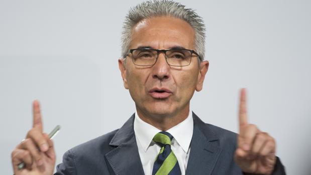 Miguel Ángel Vázquez, en una imagen de archivo