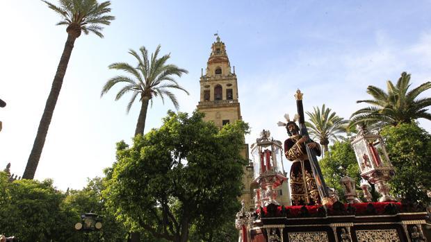 Nuestro Señor de los Reyes, titular de la Vera Cruz, en la Catedral