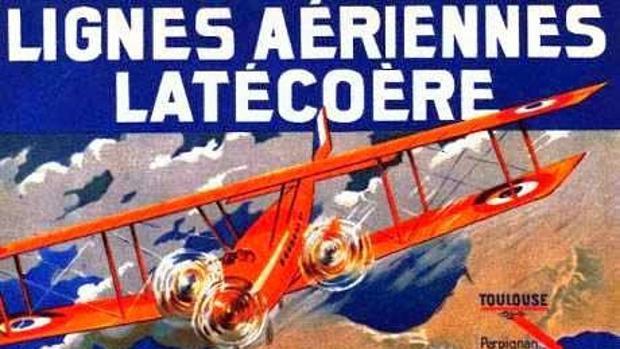 ¿Cuál fue la primera línea aérea que operó en Andalucía?