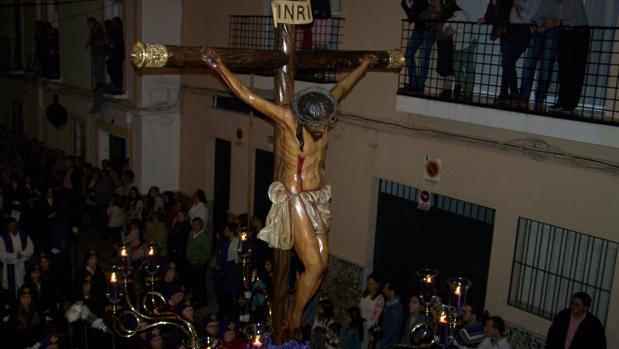 Cristo del Perdón, de Montilla