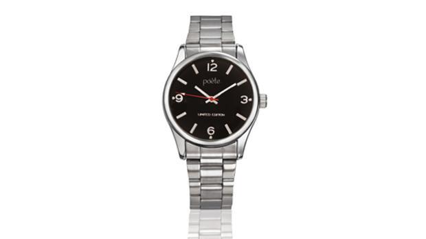 Los relojes exclusivos de Poète podrán adquirirse con ABC por sólo 9,95 euros