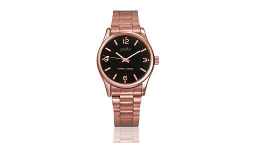 Modelo bronce rosado