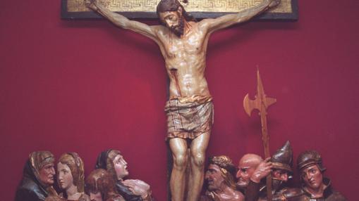 Exposición «Y murió en la Cruz»