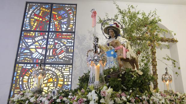 Procesión de la Divina Pastora de las Almas