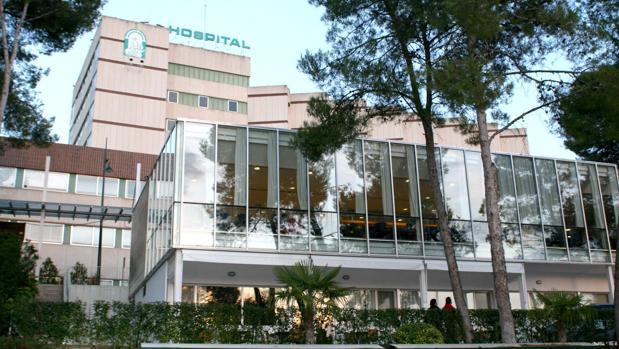 Imagen del hospital de Cabra