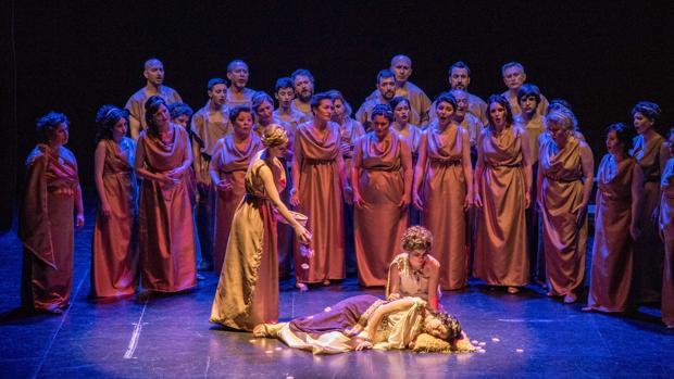 Ópera de la Asociación Cultural Coro de Conservatorio de Lucena