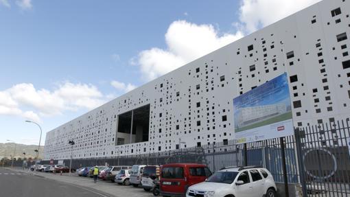 Las obras del Centro de Convenciones están prácticamente paradas