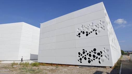 El Centro Andaluz de Arte Contemporáneo se terminó de construir en 2013