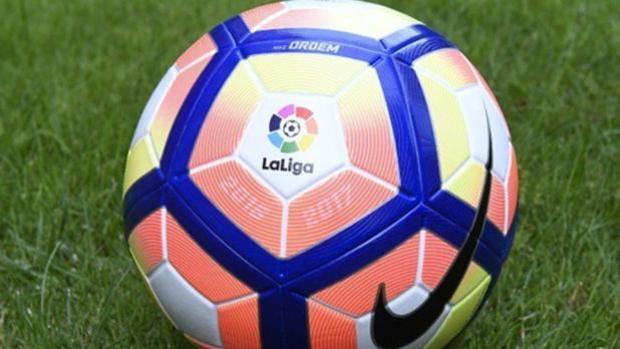 Balón oficial para el campeonato 2016-17 en Segunda
