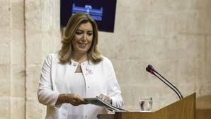 Susana Díaz necesita un Gobierno (del PP) en Madrid para acusarle de los males de Andalucía