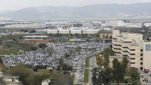 Los sindicatos rechazan firmemente la «privatización» del aparcamiento del Hospital Reina Sofía de Córdoba