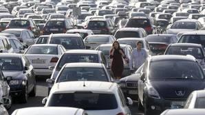 Usuarios del parking del Hospital Reina Sofía de Córdoba critican con dureza su «privatización»