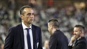 La peor racha de José Luis Oltra en el Córdoba CF